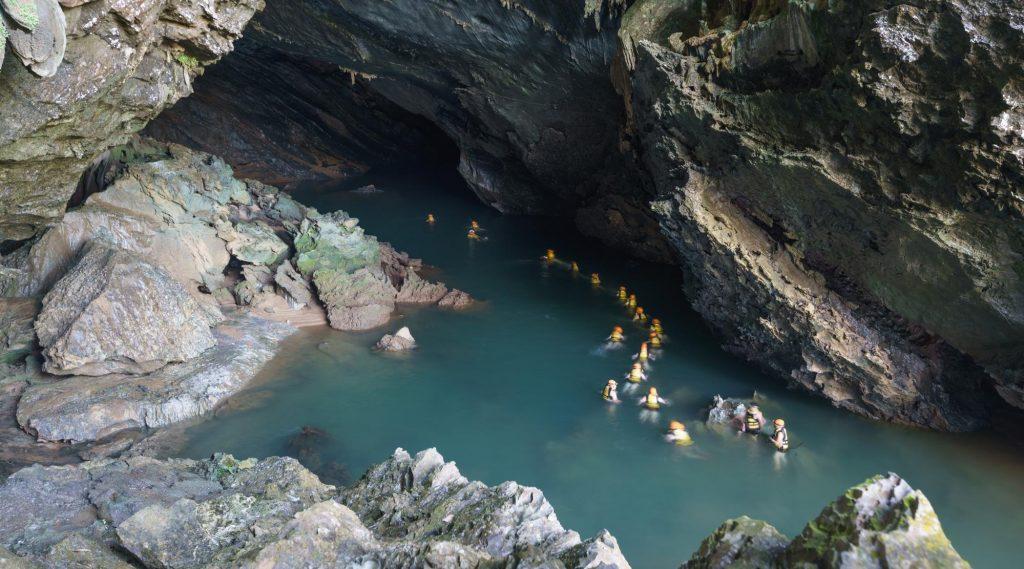 Phong Nha caves, Tra Ang cave, Vietnam caves