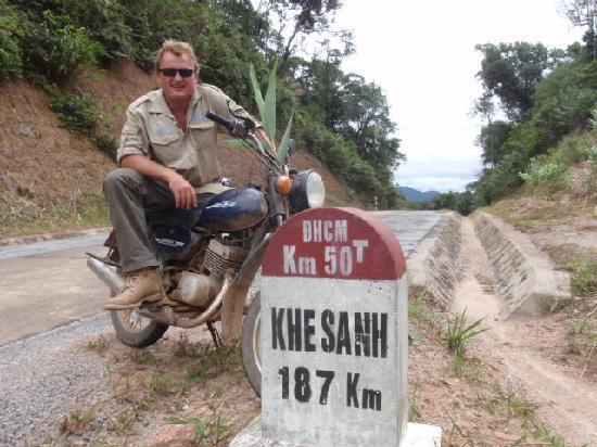 motorbike tour, motorbike tour Hue to Phong Nha, motorbike rental Hue, motorbike rental Phong Nha, DMZ zone Vietnam