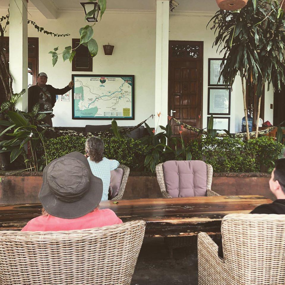 Phong Nha Farmstay 9AM history talk