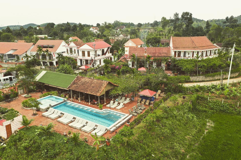 Phong Nha Farmstay complex Cu Nam Village Quang Binh