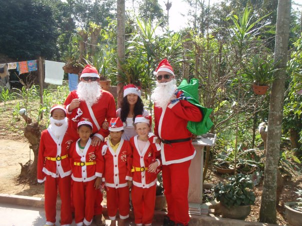 Xmass at Phong Nha Farmstay