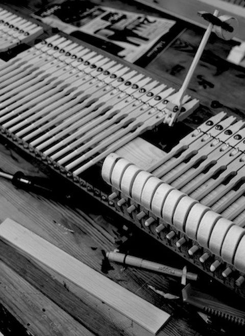 piano mekanik