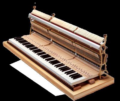 klaver mekanik