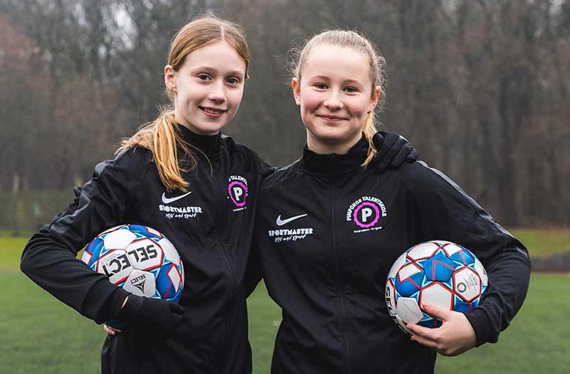 Pimpongs Pigefodboldskole