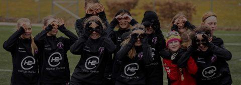 Pigefodboldskole i uge 15 2022