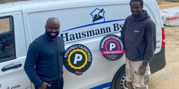 Hausmann Byg indgår sponsoraftale med talentskolen