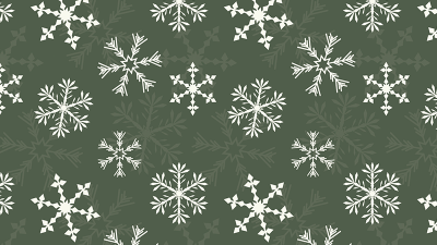 Snow Flakes pattern