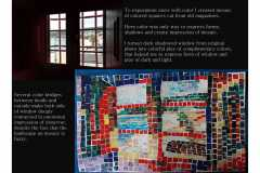 Aleksandre Final Project: Windows | Level 2 Art & Design Certificate Ofqual. 501/2278/2
