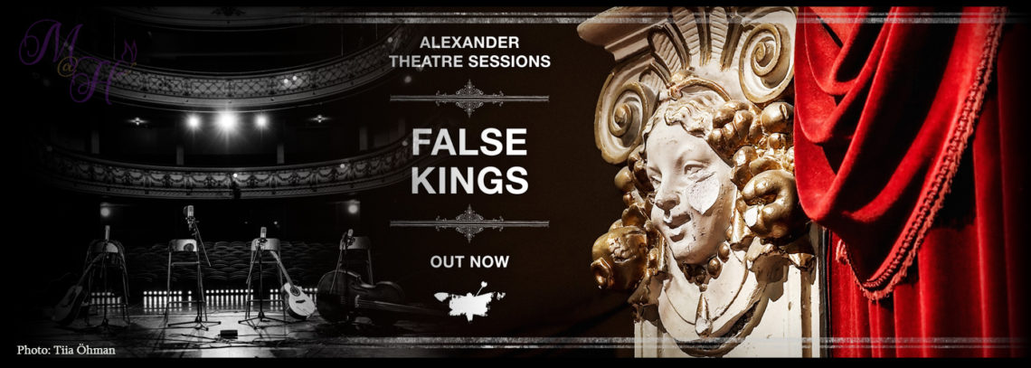 Poets of the Fall - False Kings 2020