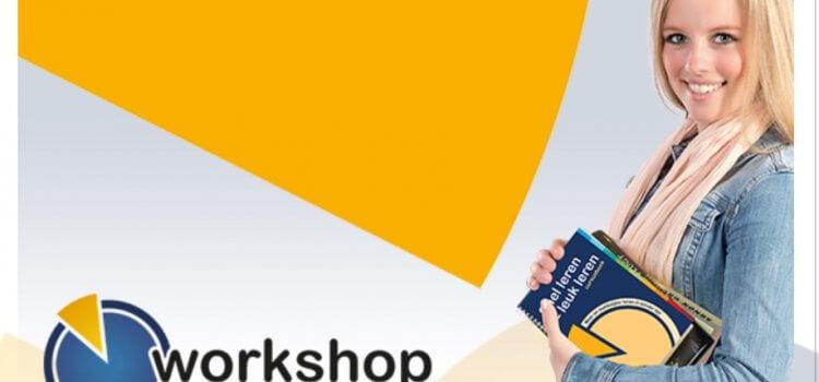 workshop snel lezen en mindmappen