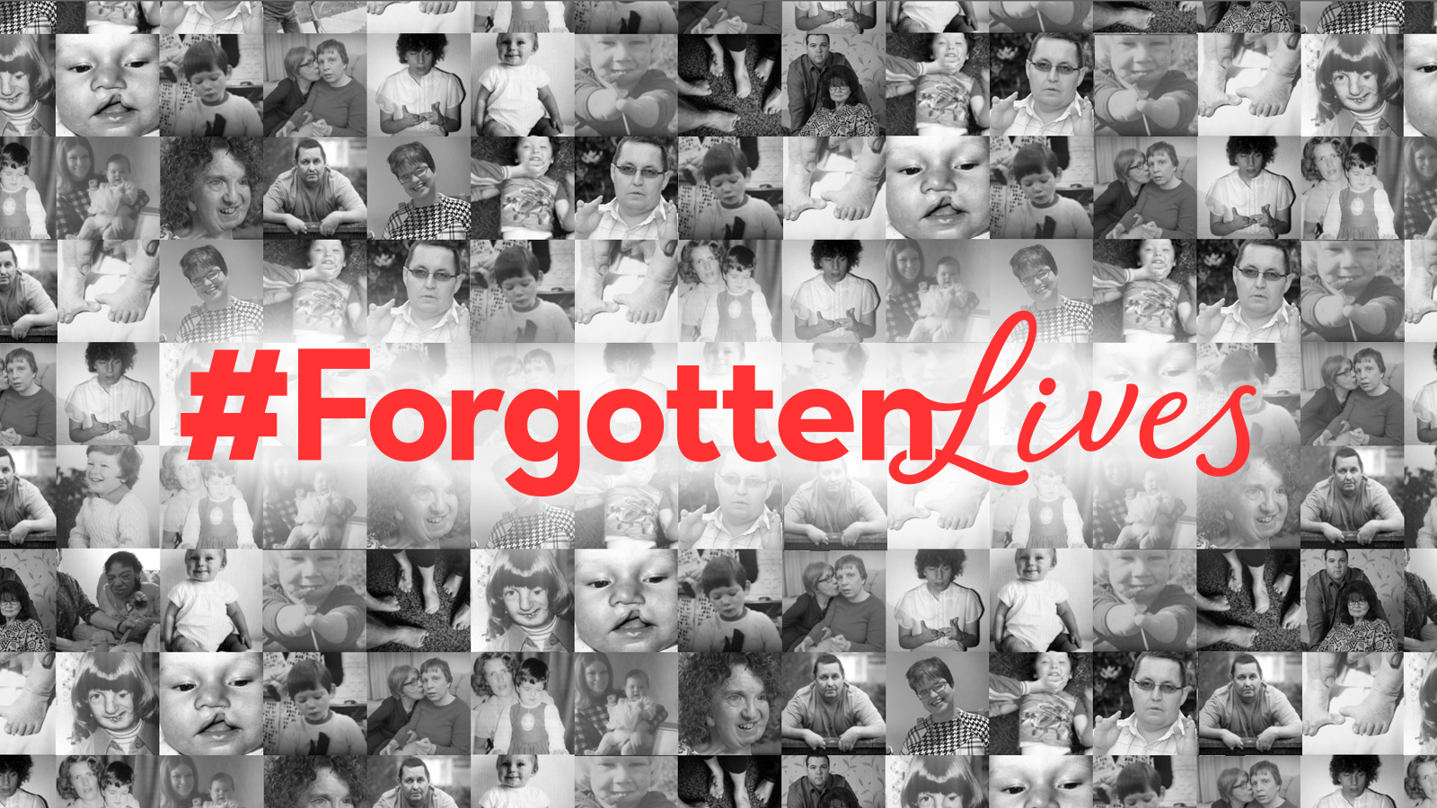 Forgotten lives petition