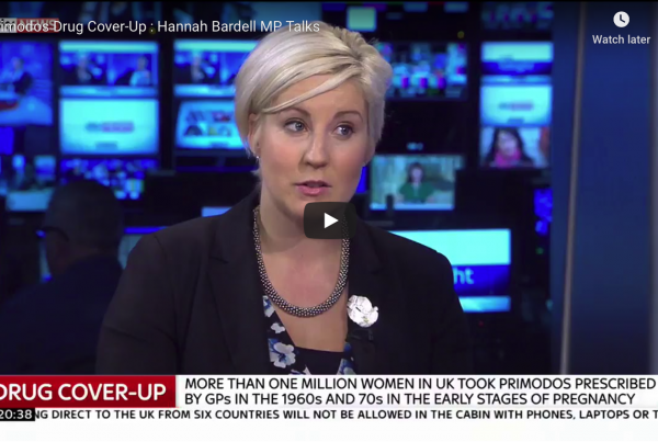 Hannah Bardell MP Talks to Sky New
