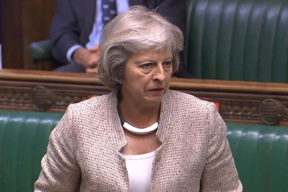 Theresa May urges Government to consider redress for Primodos victims