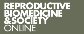 REPRODUCTIVE BIOMEDICINE & SOCIETY ONLINE
