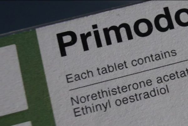 Primodos label
