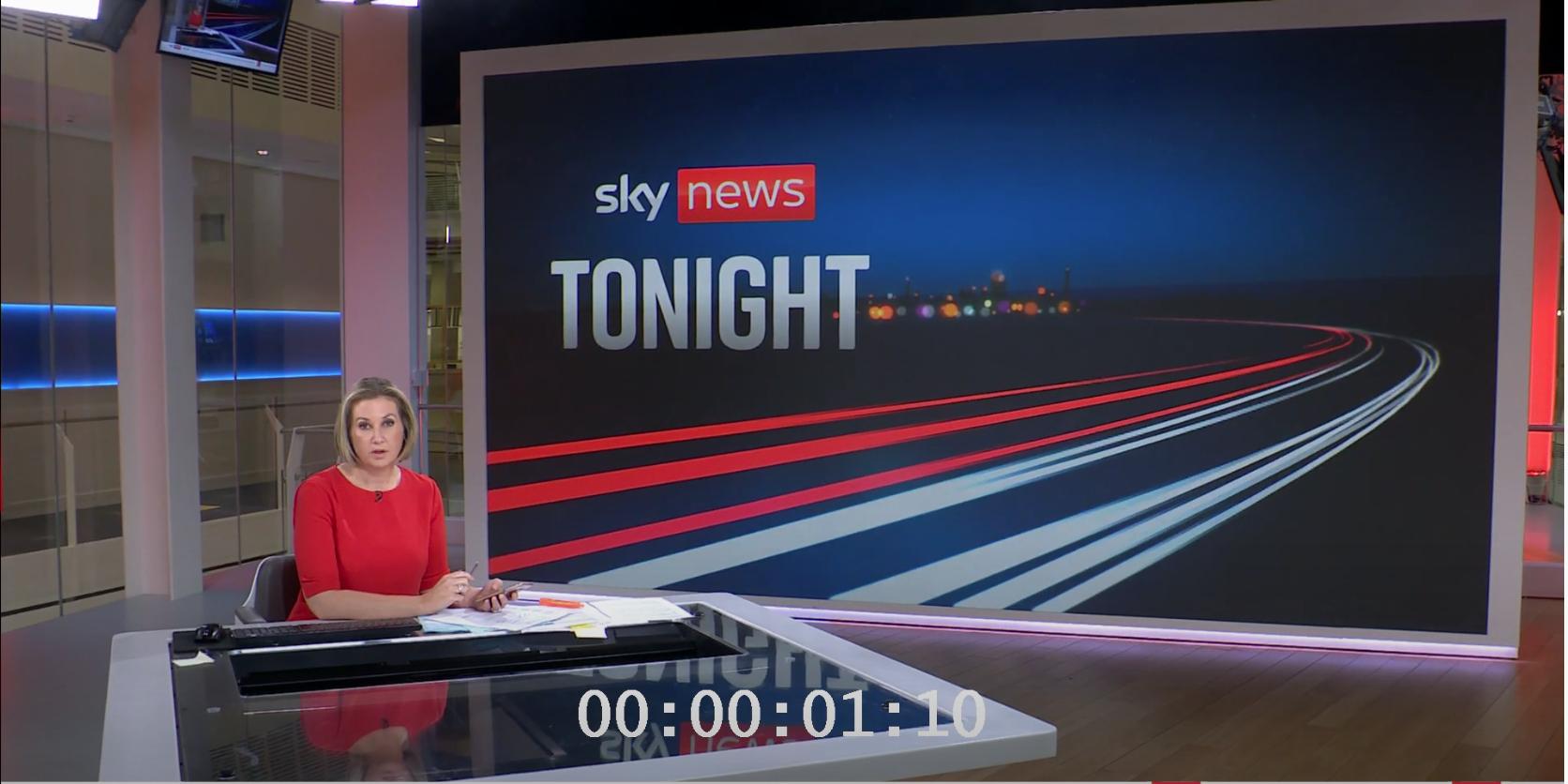 Sky News – A year on