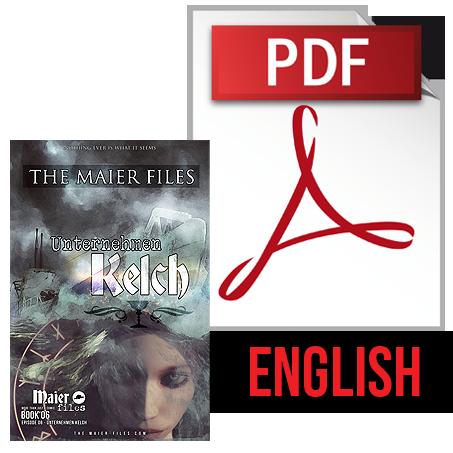 Unternehmen Kelch - Maier Files