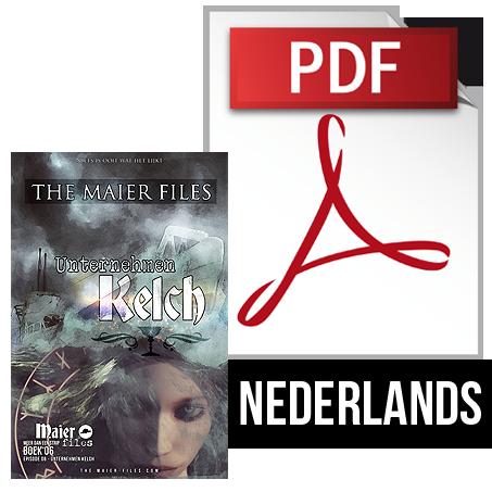 Unternehmen Kelch - Nederlands