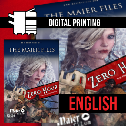 Episode Zero Hour Maier files