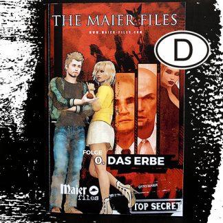 Maier files deutsch gedruckt