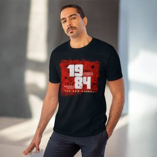 1984 the new normal unisex Tee