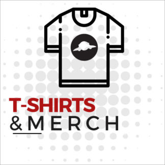 TEES AND MERCHANDISE