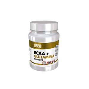 BCCA + Glutamina Concept