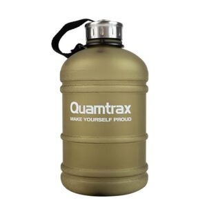 Quamtrax Botella Verde