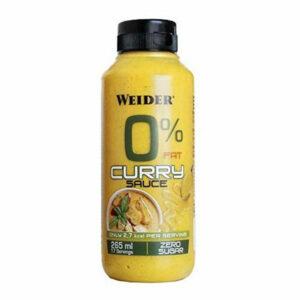 Weider Sauce Zero Curry