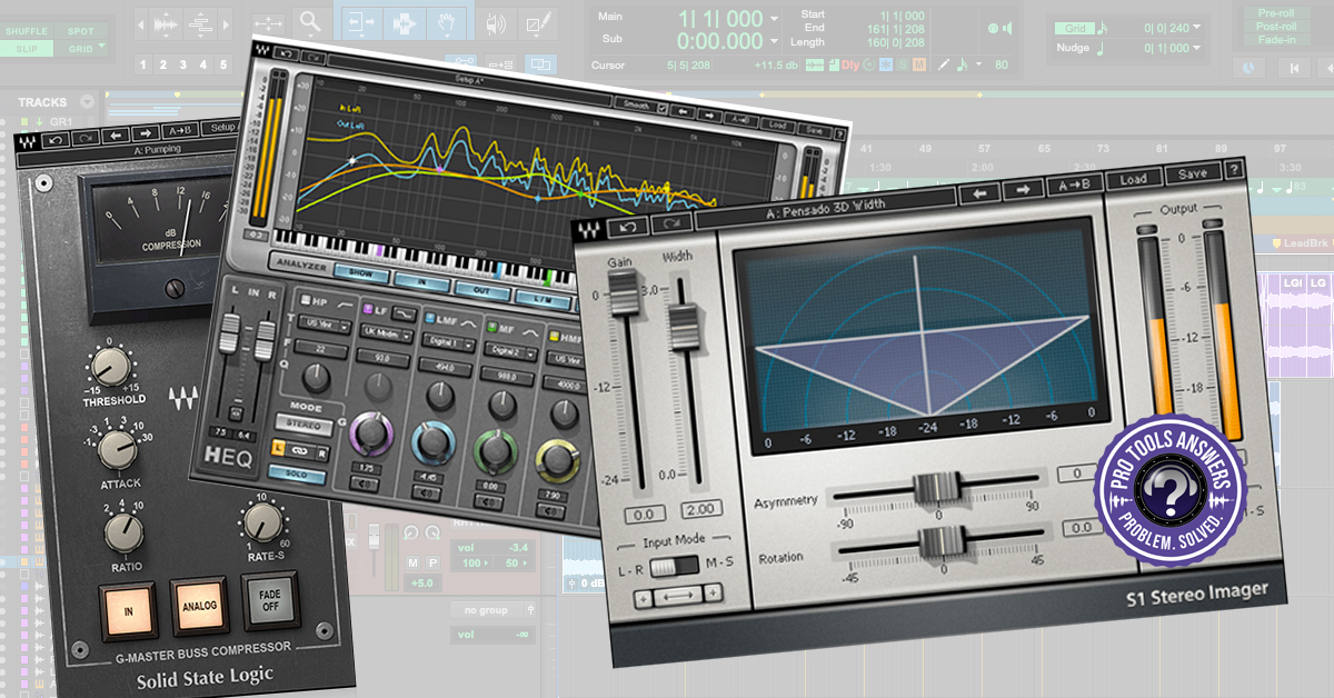 5 Essential Waves Plugins for a New Engineer for under $100!