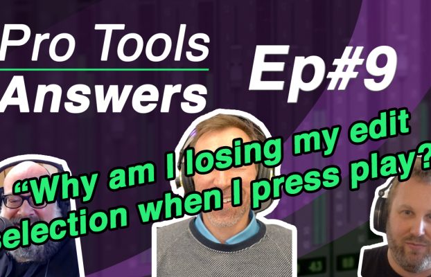 """Pro Tools Answers Ep#9 