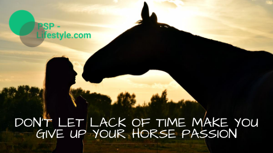 guarantee your equestrian lifestyle