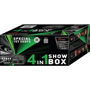 4 in 1 showbox 153 shots