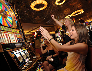 Marge des slot machines et paiement