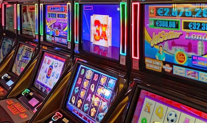 Le taux de retour RTP des machines à sous au casino