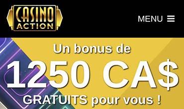 Casino Action à Montréal