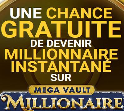 Casino Classic Mega Vault Millionaire