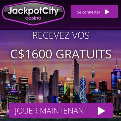 Jackpot City Casino WowPot Bonus