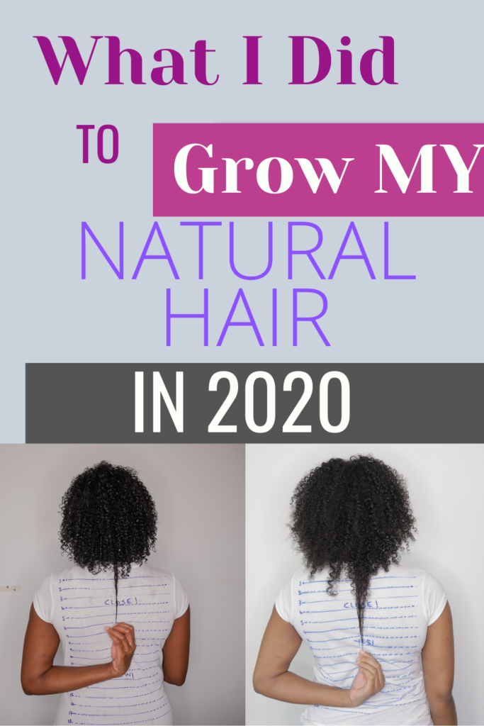 2021 Hair Growth Challenge