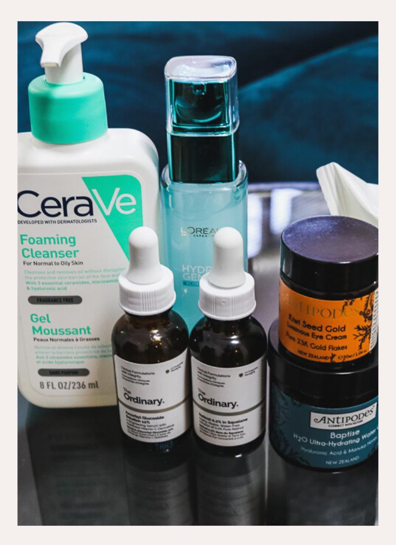 Building My skincare Routine   Skincare Haul