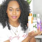 Moisturising Shampoos For Dry & Damaged Natural Hair