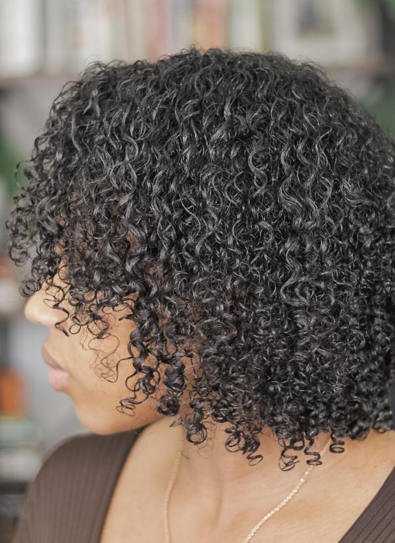 Best Technique For Super Defined Curls!
