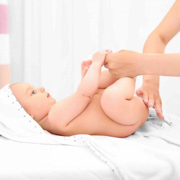Irritación o dermatitis del pañal