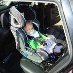 ¿Por qué los bebés tienen que viajar a contramarcha?