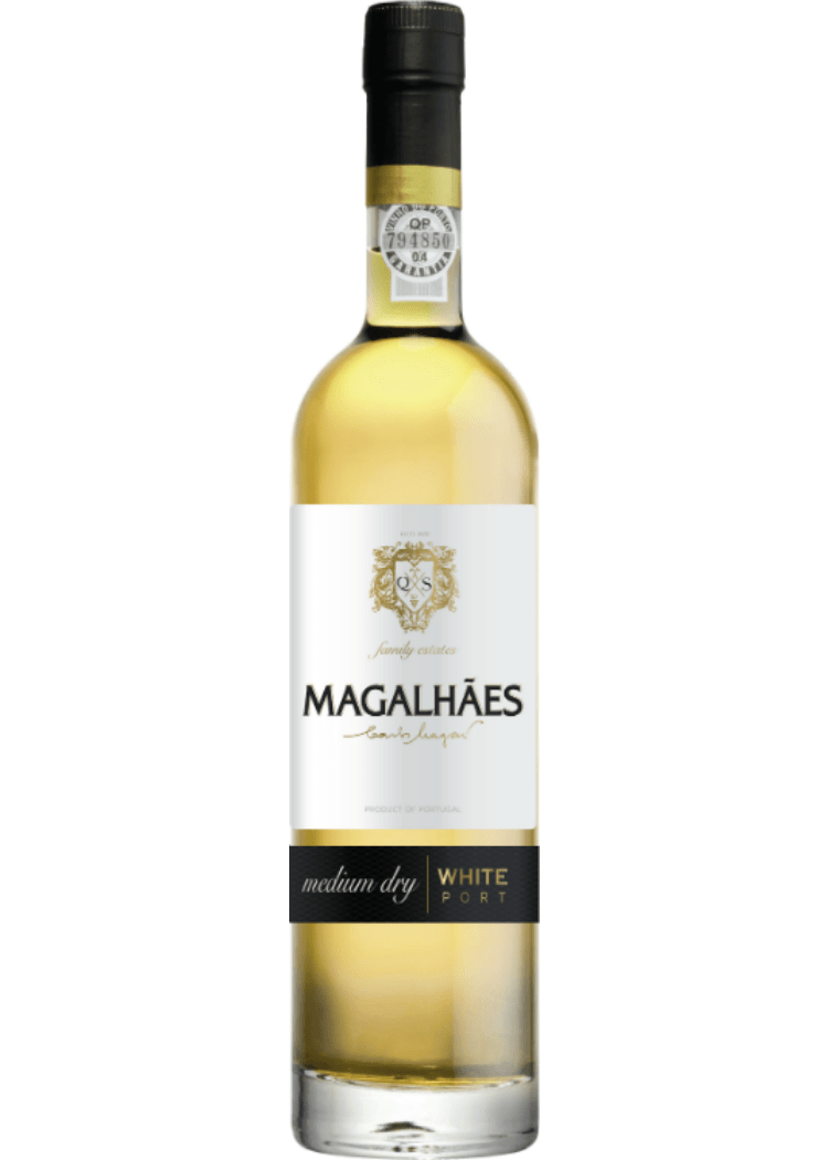 Magalhães White Medium Dry Port