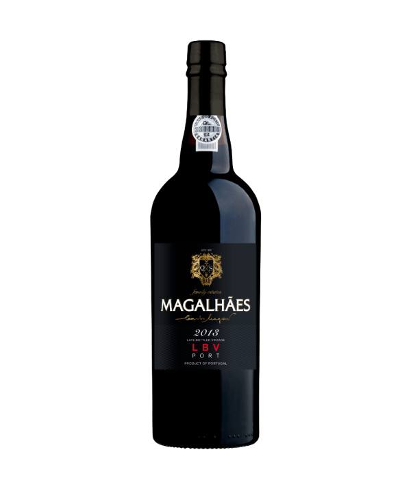 Magalhaes Late Bottled Vintage 2013