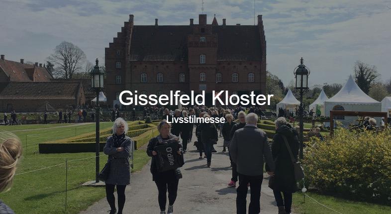 Livsstilmesse Gisselfeld Kloster