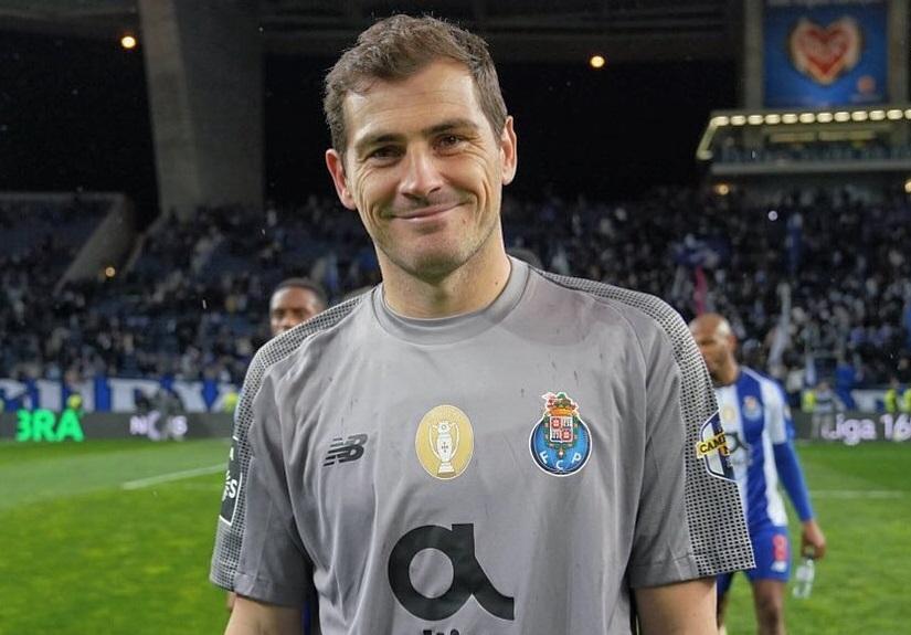 Casillas termina carreira e começa nova etapa no FC Porto