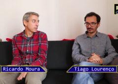 """Ricardo Moura da Once a Bird: """"O que nós tentámos com o Outsider é que cada pessoa tirasse sua própria interpretação."""""""