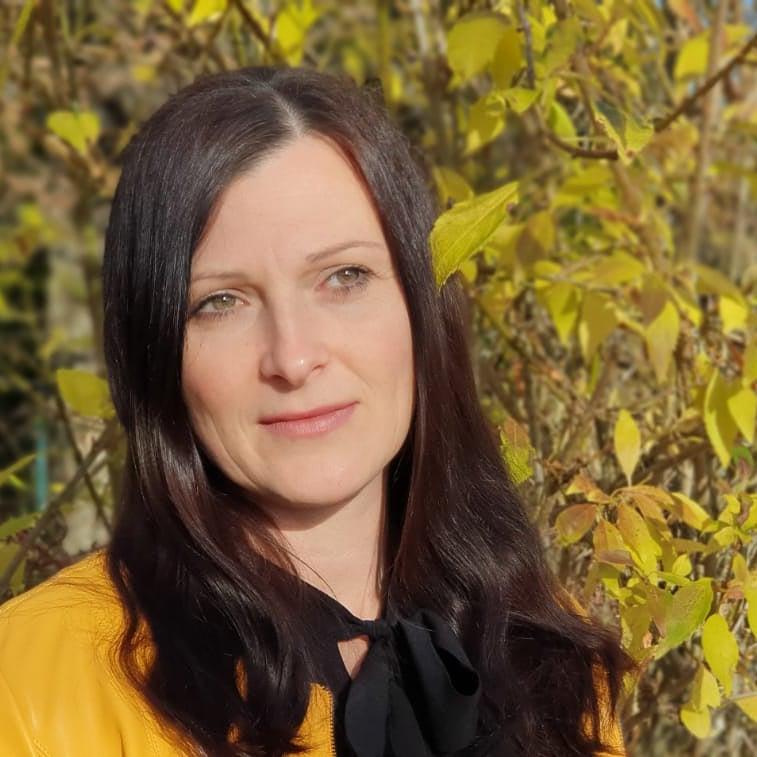 Lilia Gärtner, Geschäftsführerin Raduga Deutschland gGmbH
